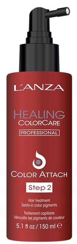 L'ANZA Healing ColorCare Color Attach Step 2 - Фиксация цвета (шаг 2)