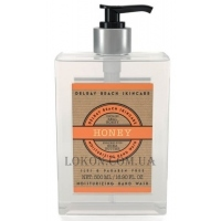 DELRAY BEACH Honey Moisturising Hand Wash - Жидкое мыло