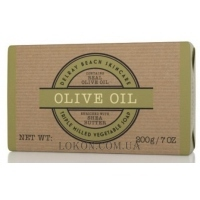 DELRAY BEACH Olive Oil Triple Milled Vegetable Soap Bar - Мыло