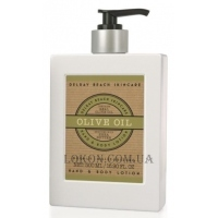 DELRAY BEACH Olive Oil Hand and Body Lotion - Лосьон для рук и тела