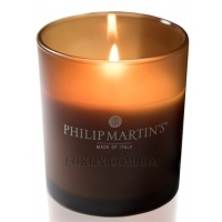 PHILIP MARTIN'S Organic Candle In Oud - Массажная свеча