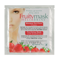 HÉLIABRINE Purifying Mask with Strawberry - Очищающая маска