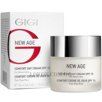 GIGI New Age Comfort Day Cream SPF-15 - Дневной крем SPF-15