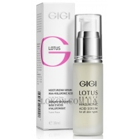GIGI Lotus Beauty Serum Hyaluronic Acid V - Серум с гиалуроновой кислотой