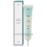 ANNA LOTAN Eye Care Under Makeup Eye & Neck Cream - Основа под макияж для век и шеи