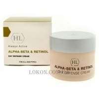 HOLY LAND Alpha-Beta&Retinol Day Defense Cream SPF-30 - Дневной защитный крем SPF-30