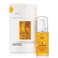 HOLY LAND C the Success Concentrated-Natural Vitamin C Serum - Серум с миликапсулами с витамином С