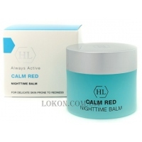 HOLY LAND Calm Red Nighttime Strengthening Balm - Укрепляющий бальзам