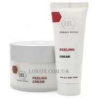 HOLY LAND Peeling Cream for All Skin Types - Пилинг-крем для всех типов кожи